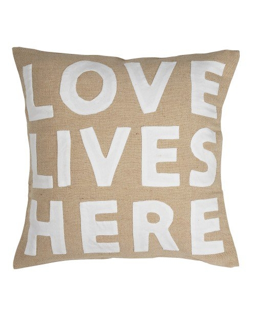 Fair Trade Decor Pillow - Ten Thousand Villages | $40 | Use STYLEMEFAIR25 for 25% off one item
