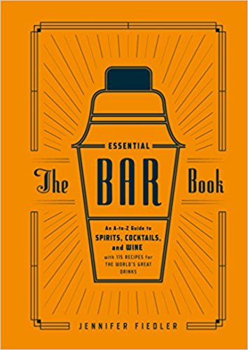 The Essential Bar Book - Jennifer Fielder | $17