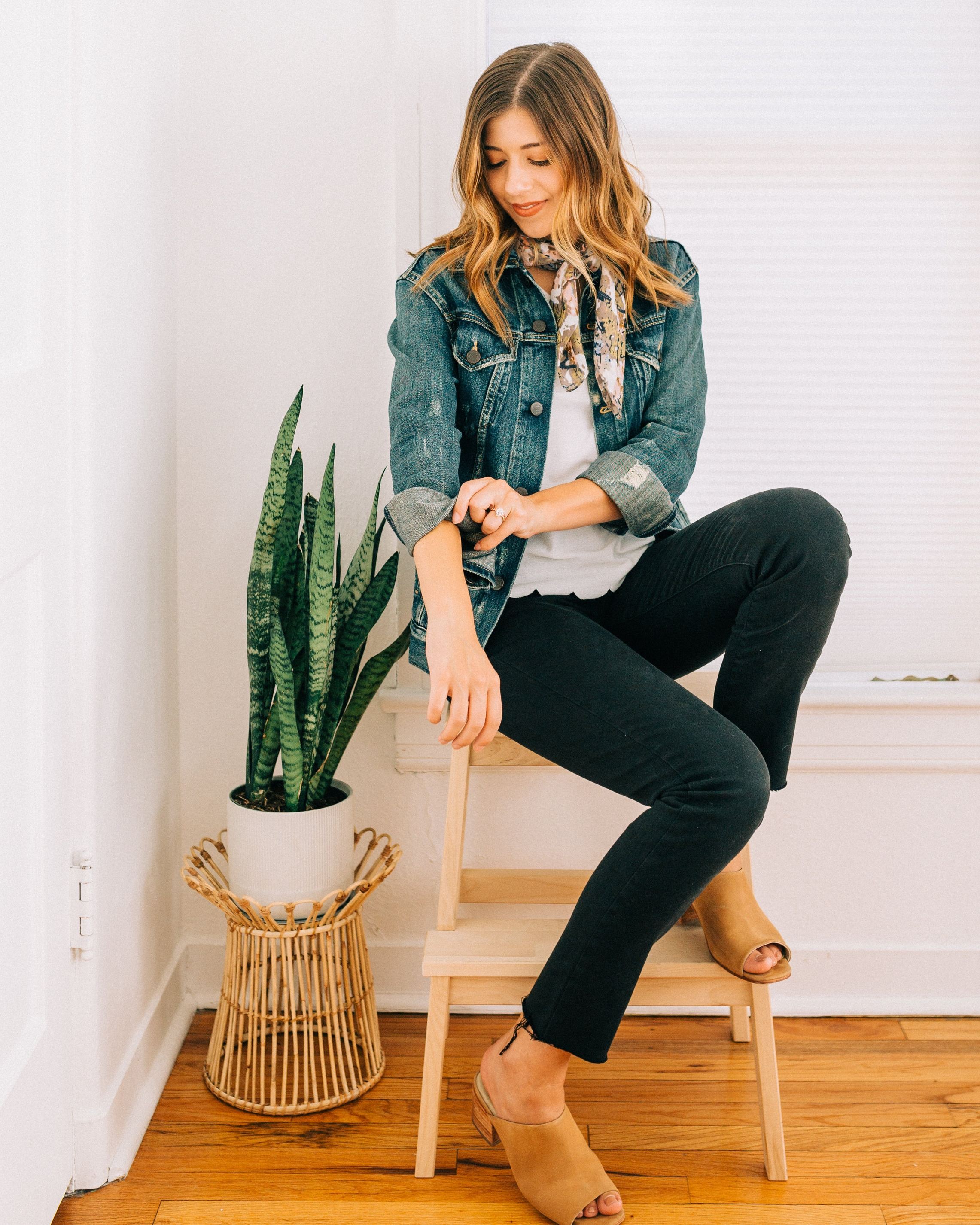 Jean Jacket - ABLE | $148