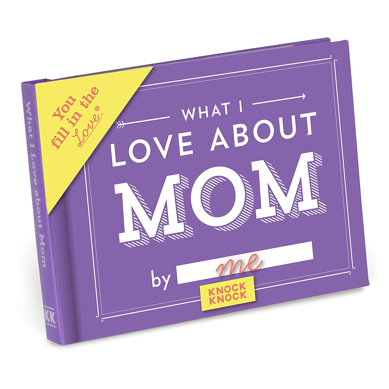 Fill-in-the-blank booklet - Amazon | $10If you have ever given or received one of these little books as a gift, you'll know how fun and special they are! This adds a personalized touch to any gift.