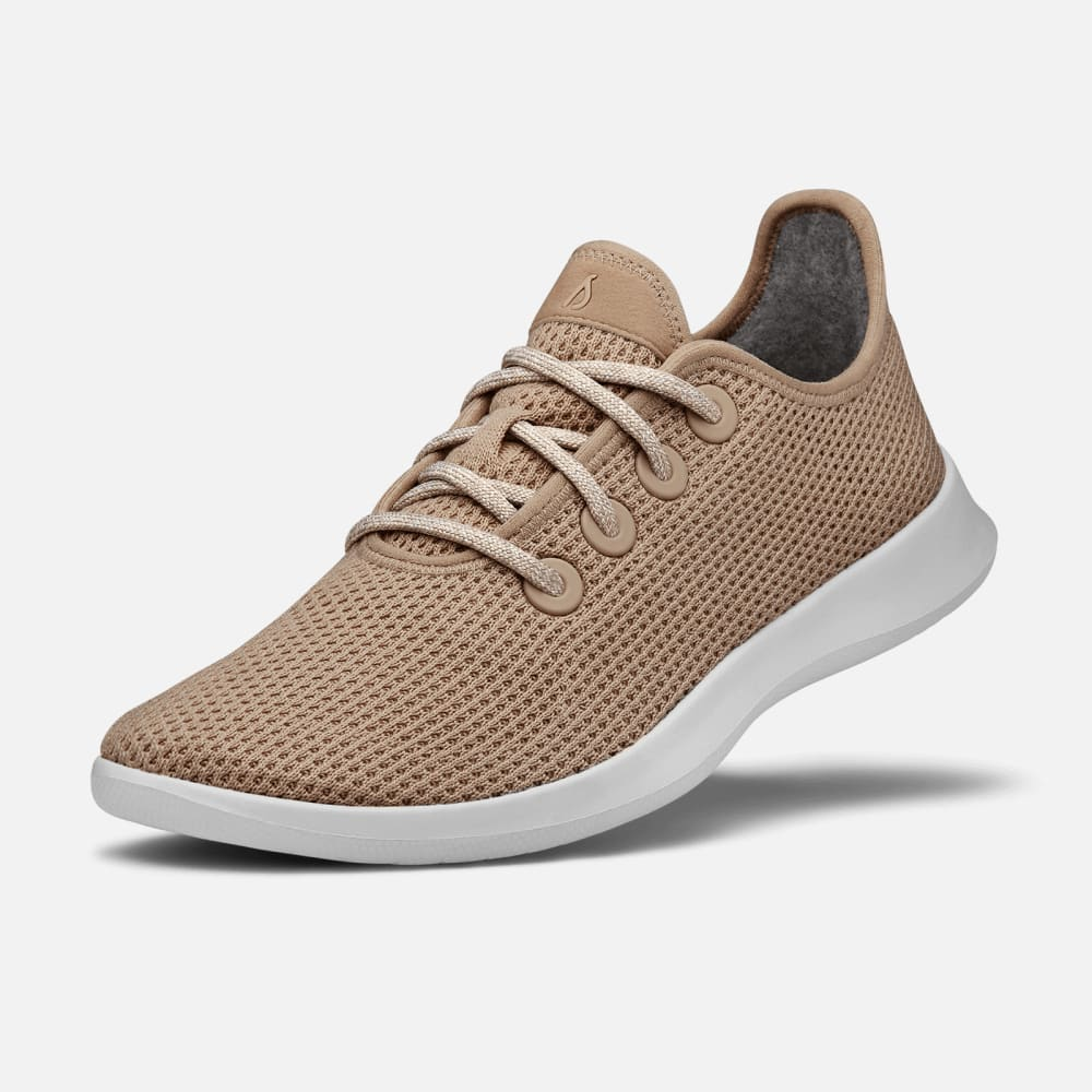 Allbirds Wool Runners - Allbirds | Sustainably made | $95Everyone who tries Allbirds raves about them! The new Tree Runner style provides a lighter shoe in a neutral taupe color that will go with anything and everything.