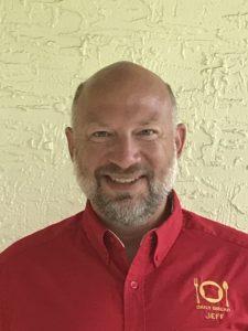 Jeffrey Njus,  Executive Director, Daily Bread, Inc.