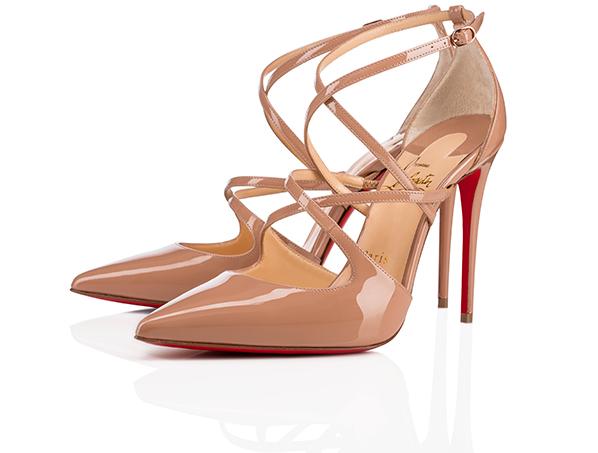 Louboutin  Leather heels, £675