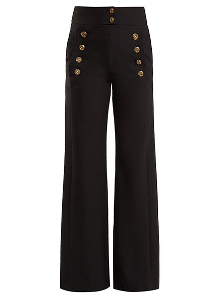 Chloe  Tailored trousers, £940,