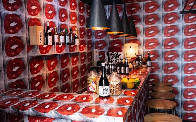 Daido Bar at Selfridges