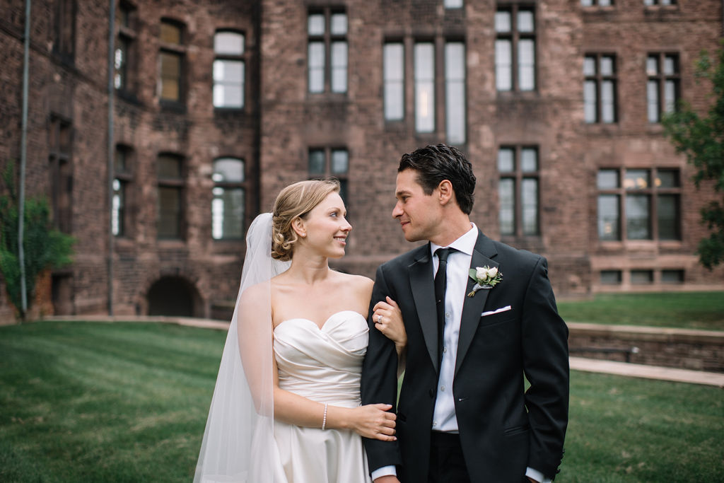 Alex + luke - Modern simplistic elegance in the heart of Downtown Buffalo, New York. September 8th, 2018