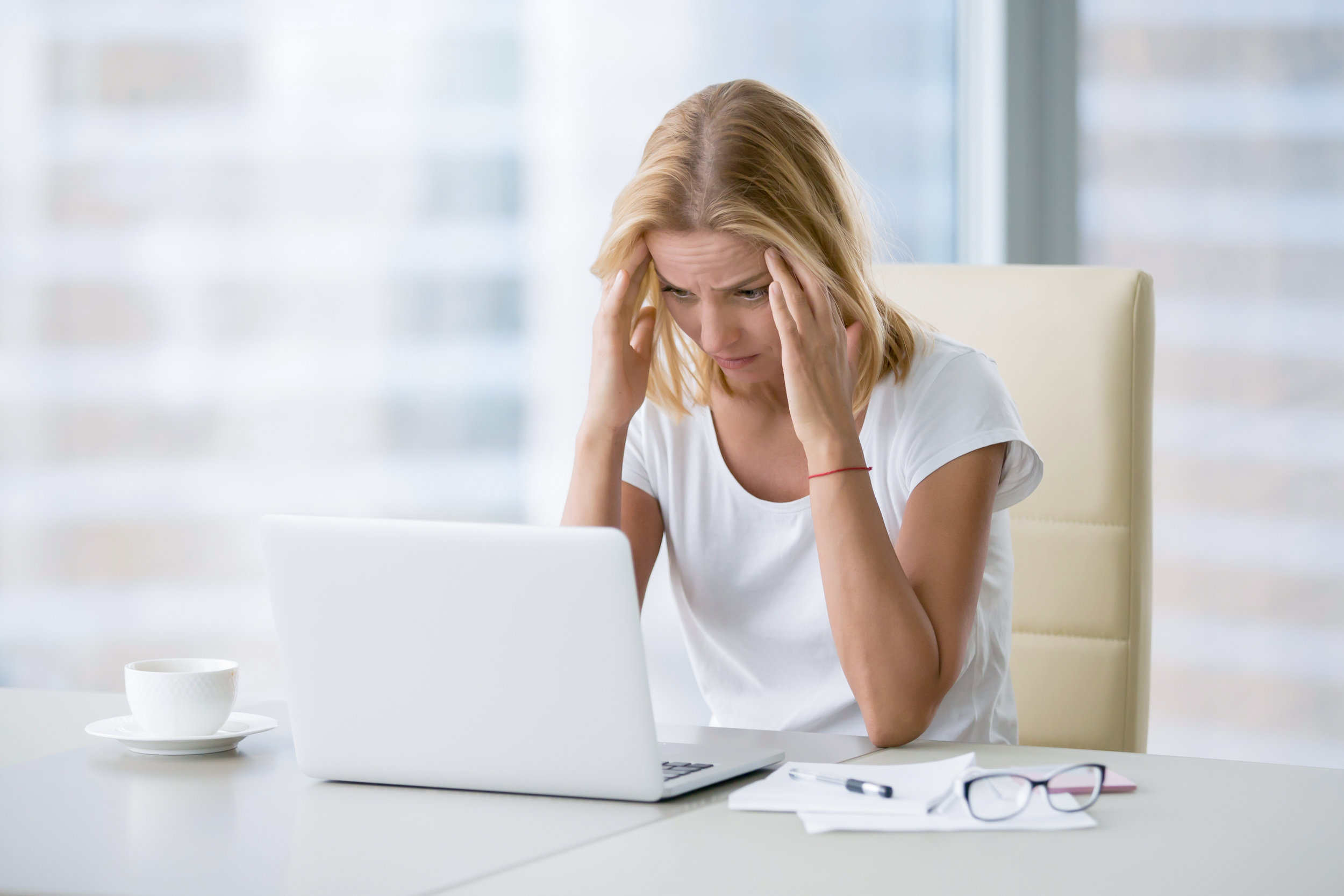 Have you ever stared at your computer screen feeling scattered and unable to focus? You're definitely not alone! One of the most common reasons is chronic stress.