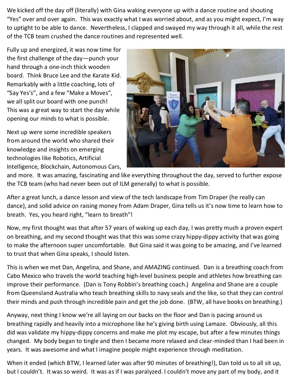 GinaKloes.com Tru Colors Blog San Francisco 2 of 5