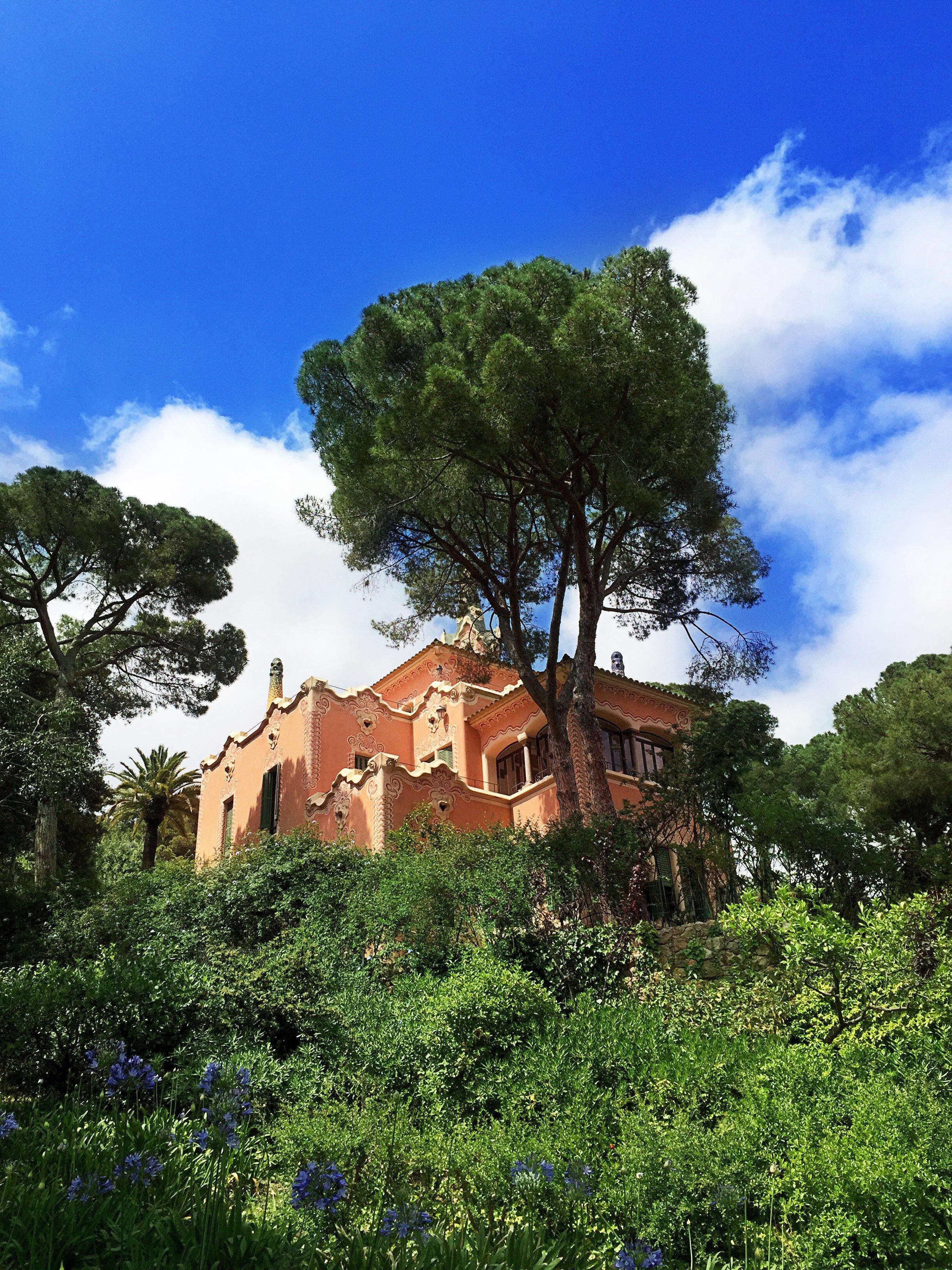 Gaudi residence.JPG