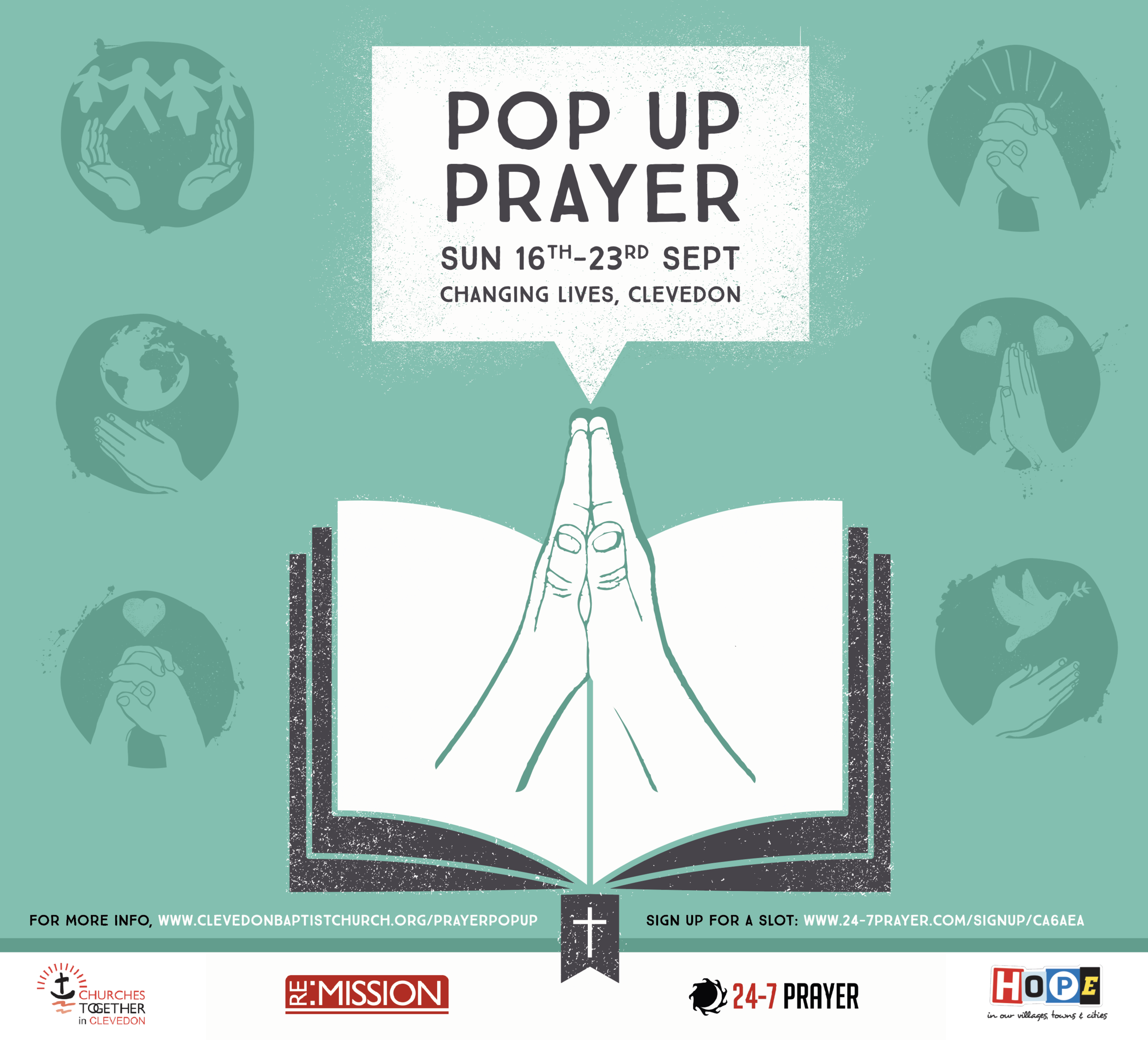 Events — Churches Together in Clevedon