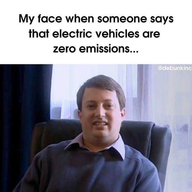 "Even Mark Corrigan knows that EVs aren't ""the one"".  - - - - -  #debunk #whatdebunk #peepshow #markcorrigan #uk #british #meme #peepshowmemes #markcorriganmemes #ev #electricvehicle #battery #sustainable #clean #green #future #climatechange #climateemergency"