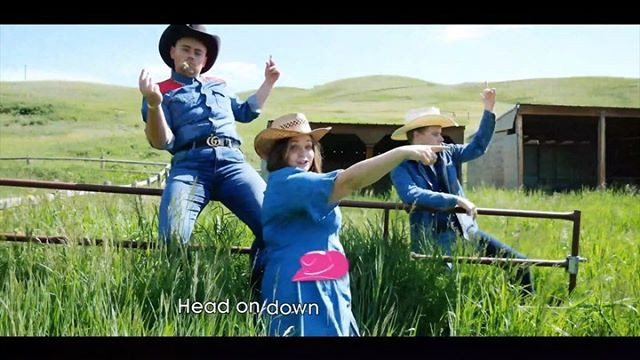 @lilnasx and @billyraycyrus could NEVER!  📲 SWIPE to see our Old Town Road parody  👆LINK IN BIO for the full version  - - - - -  #debunk #whatdebunk #calgarystampede #yycnow #oldtownroad #farmers #greatestoutdoorshow #calgary #yyc #stampede2019 #cowboy #cowgirl #lilnasx