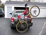 Hitch and Bike Rack