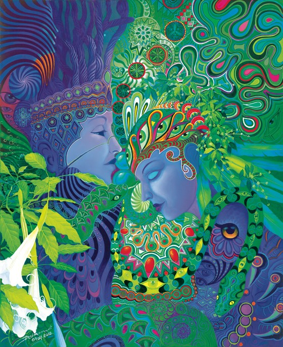 Ayahuasca Can Change Your Life — As Long as You're Willing to Puke Your Guts Out - By Olivia Lavecchia