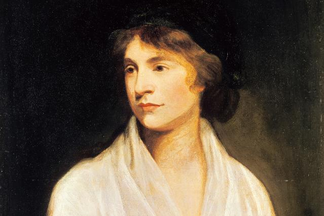 Mary Wollstonecraft - Feminist Philosopher and Trailblazing Badass