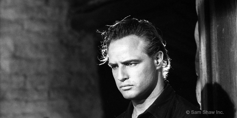 Official Website of the Marlon Brando Estate -