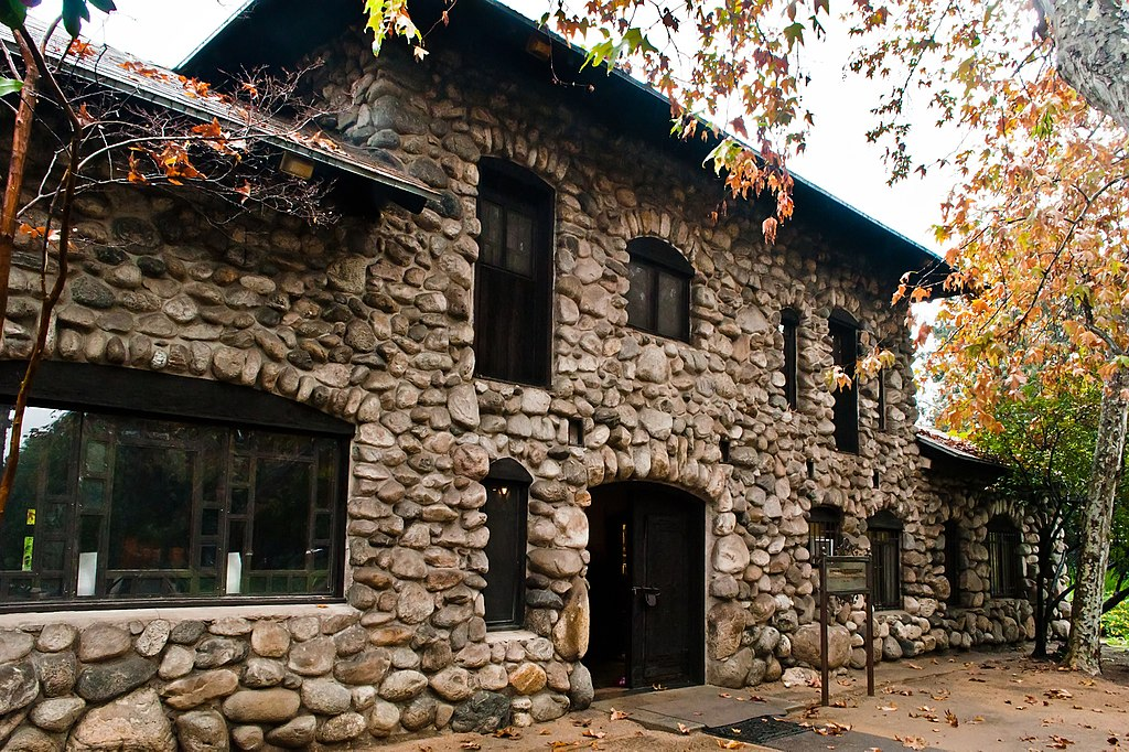 Lummis House - It took Charles Lummis 12 years to build his arroyo stone house by hand. You can still visit it today. It's worth checking out!