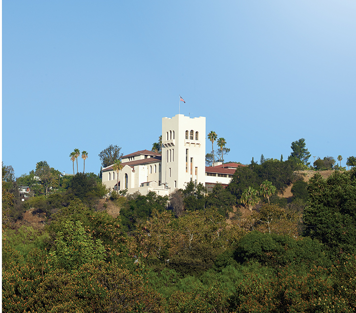 Southwest Museum - Lummis created the Southwest Museum, LA's first museum, to showcase Native American art and artifacts. The museum is open every Saturday from 10 am to 4 pm.