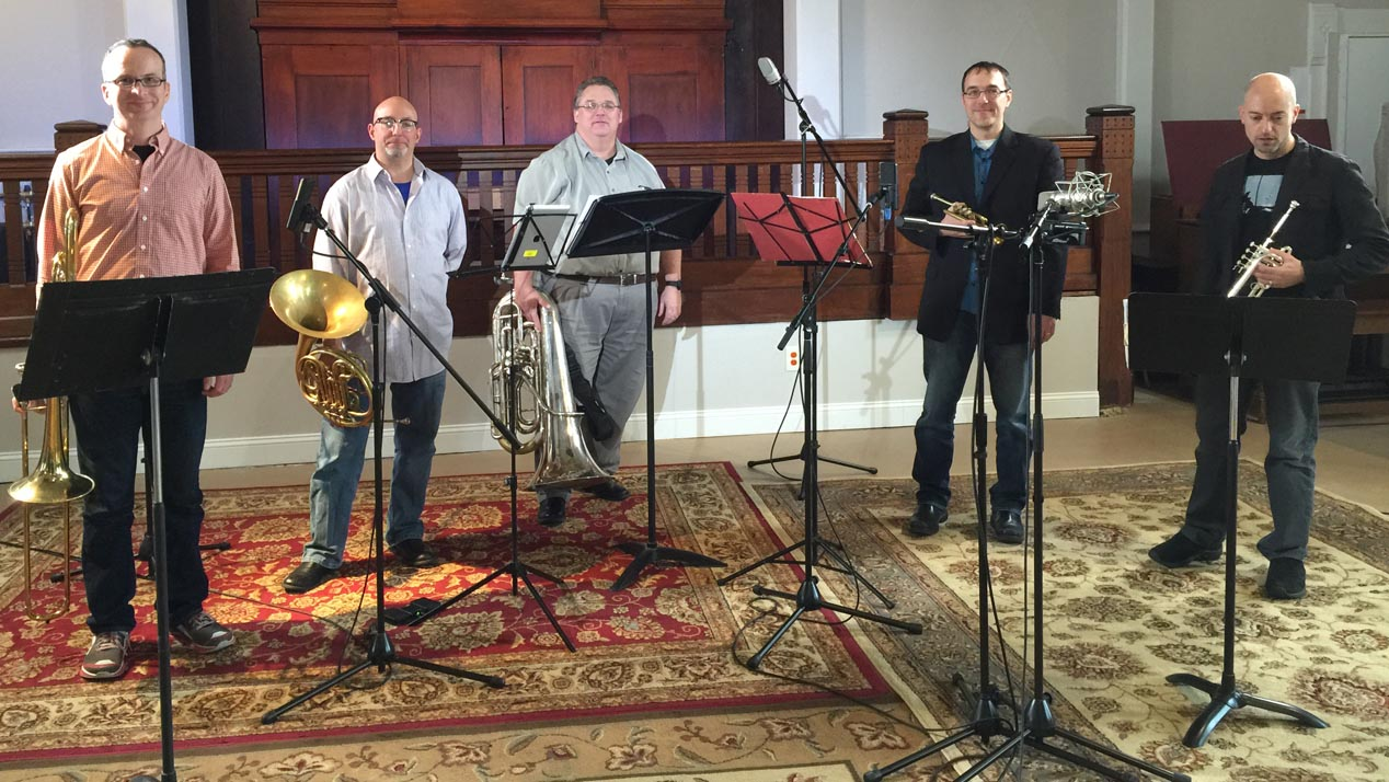 Atlantic Brass Quartet