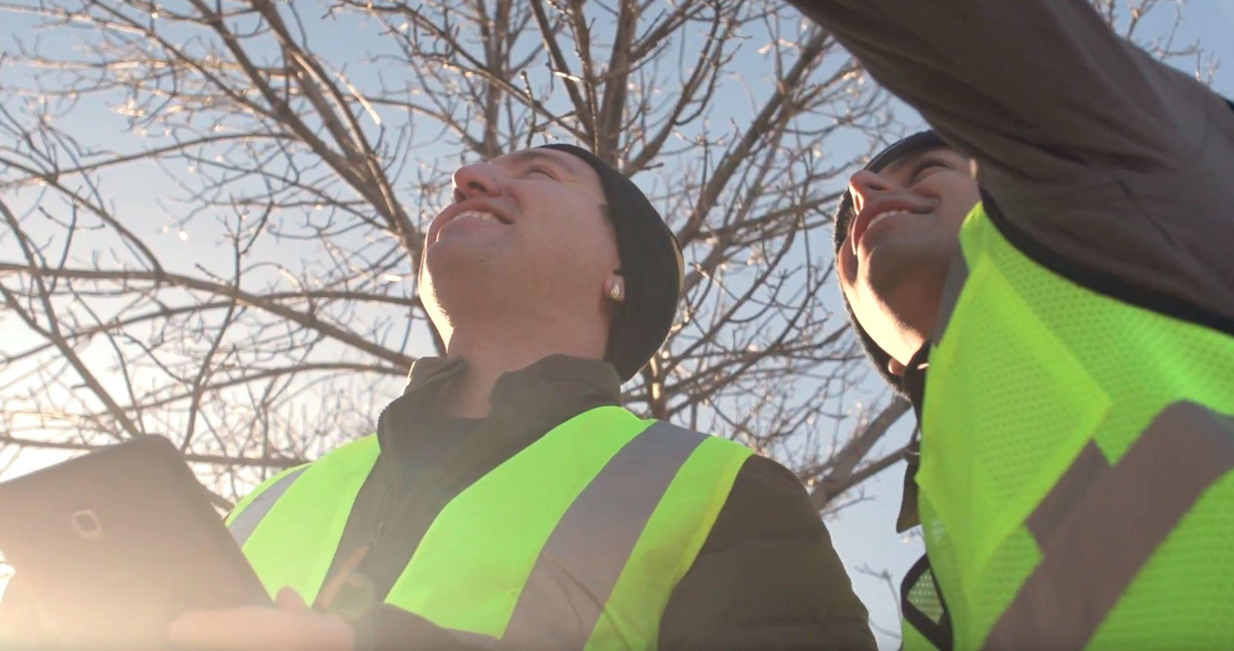 GIS Field Technicians - Street and Roadway Lighting Audit