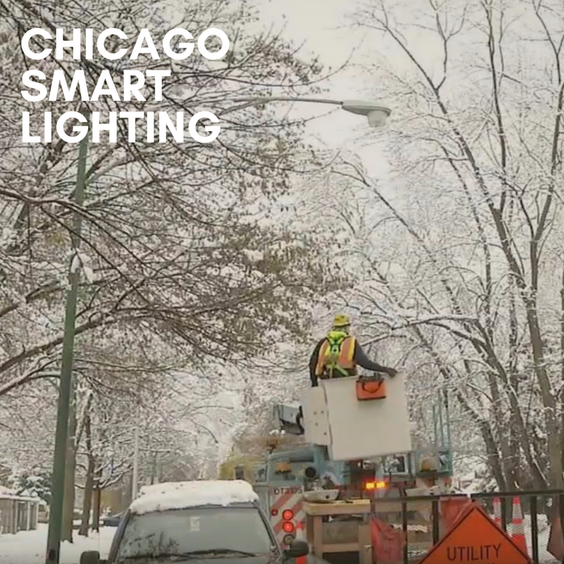 Chicago Smart Lighting Project