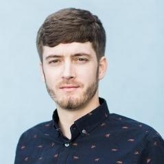 Josh Edge, Evari GIS Esri User Conference 2018