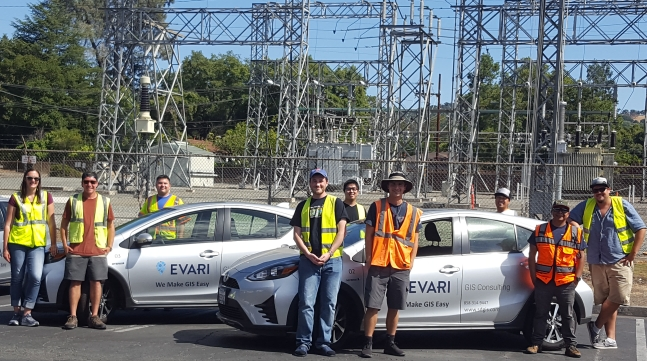 Evari GIS Consulting Field Data Collection