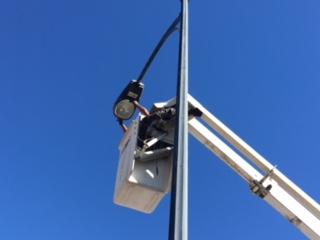 San Diego LED Lighting Conversion