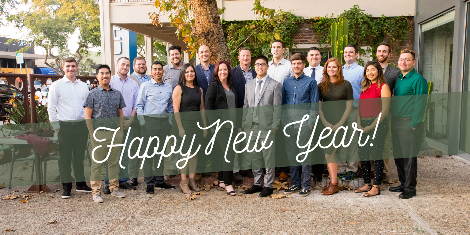 Happy New Year from Evari GIS Consulting, Inc.
