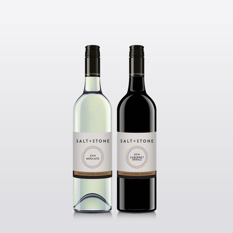 SALT + STONE AUSTRALIAN WINE