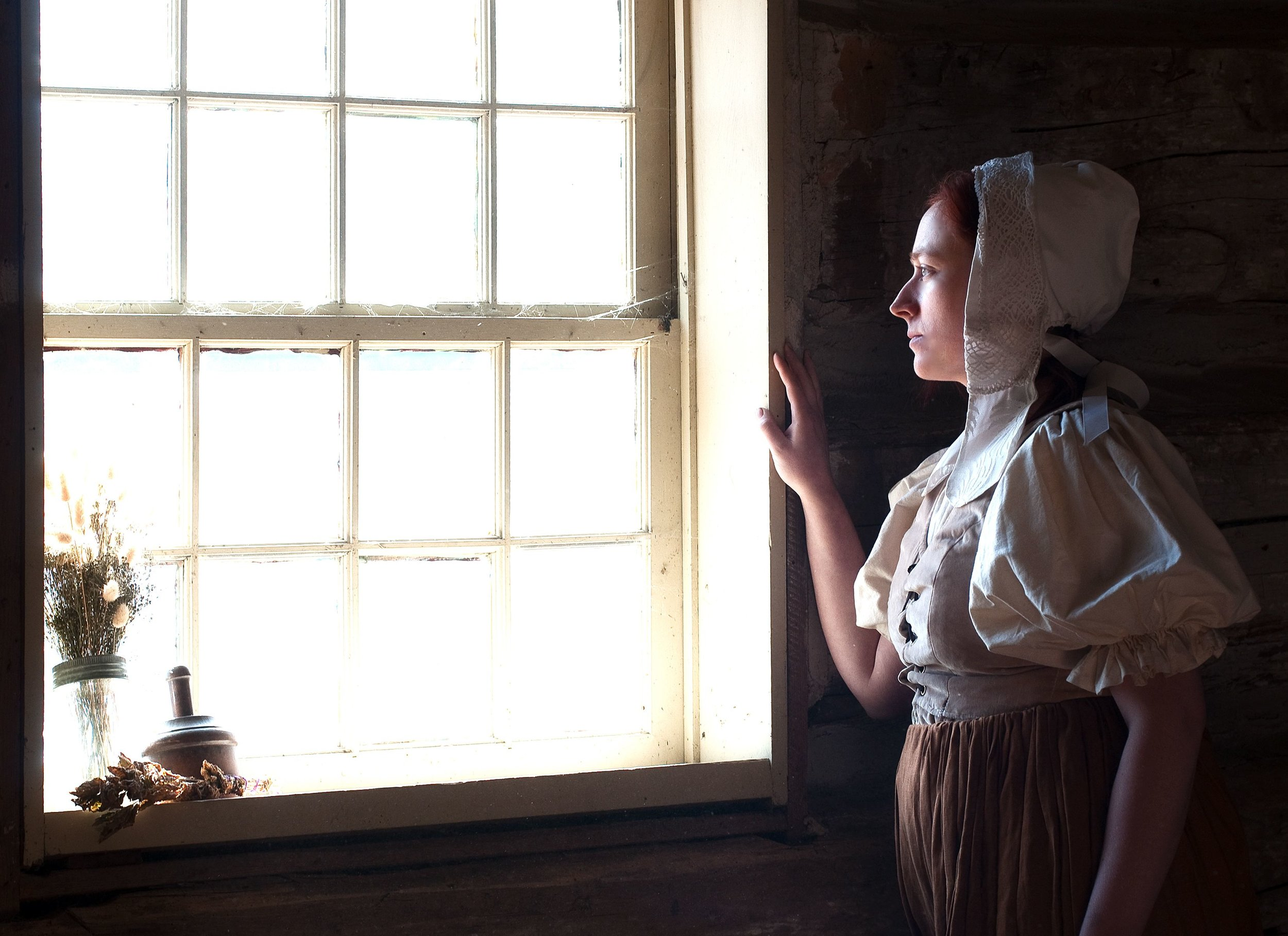 "Amanda Ives stars as ""Elizabeth"" in WRETCHED"