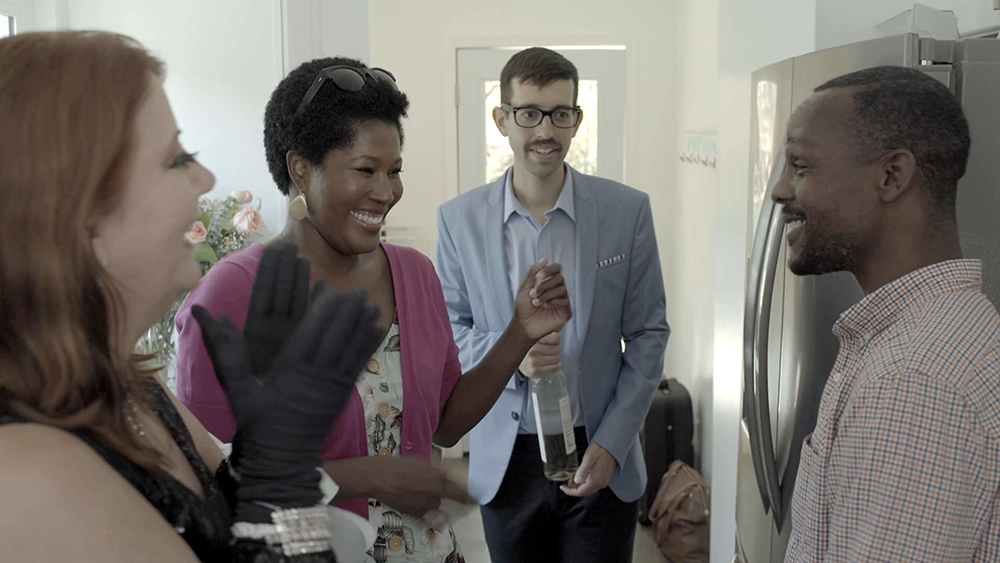 MAGNETIC PLAYERS - A short film directed by Tia Ayers & Shannon Ayers SwansonTop Ten FinalistProducers Guild