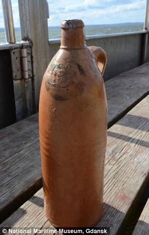 oldest water bottle