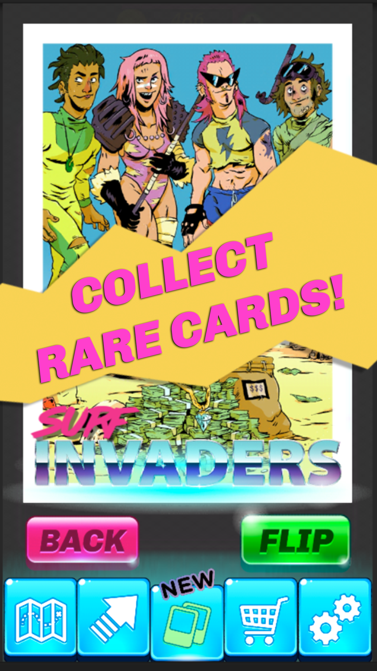3_screenshot_collectRareCards.png