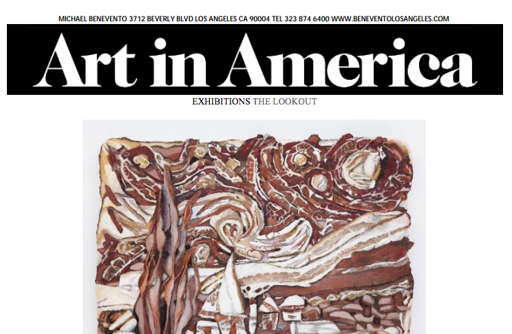 Art in America- review, 2016