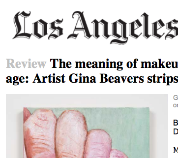 Los Angeles Times, review- 2015