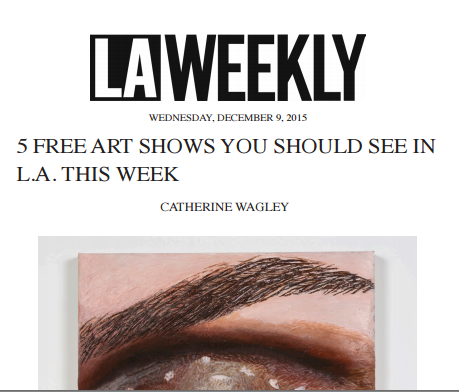 LA Weekly, review- 2015