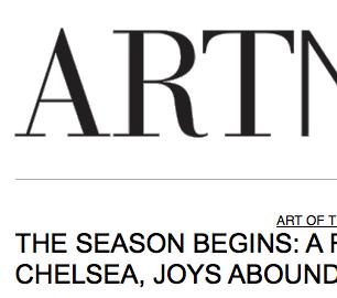 Art News, review 2014