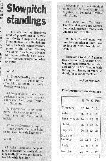 News Clipping - Slowpitch Standings.jpg