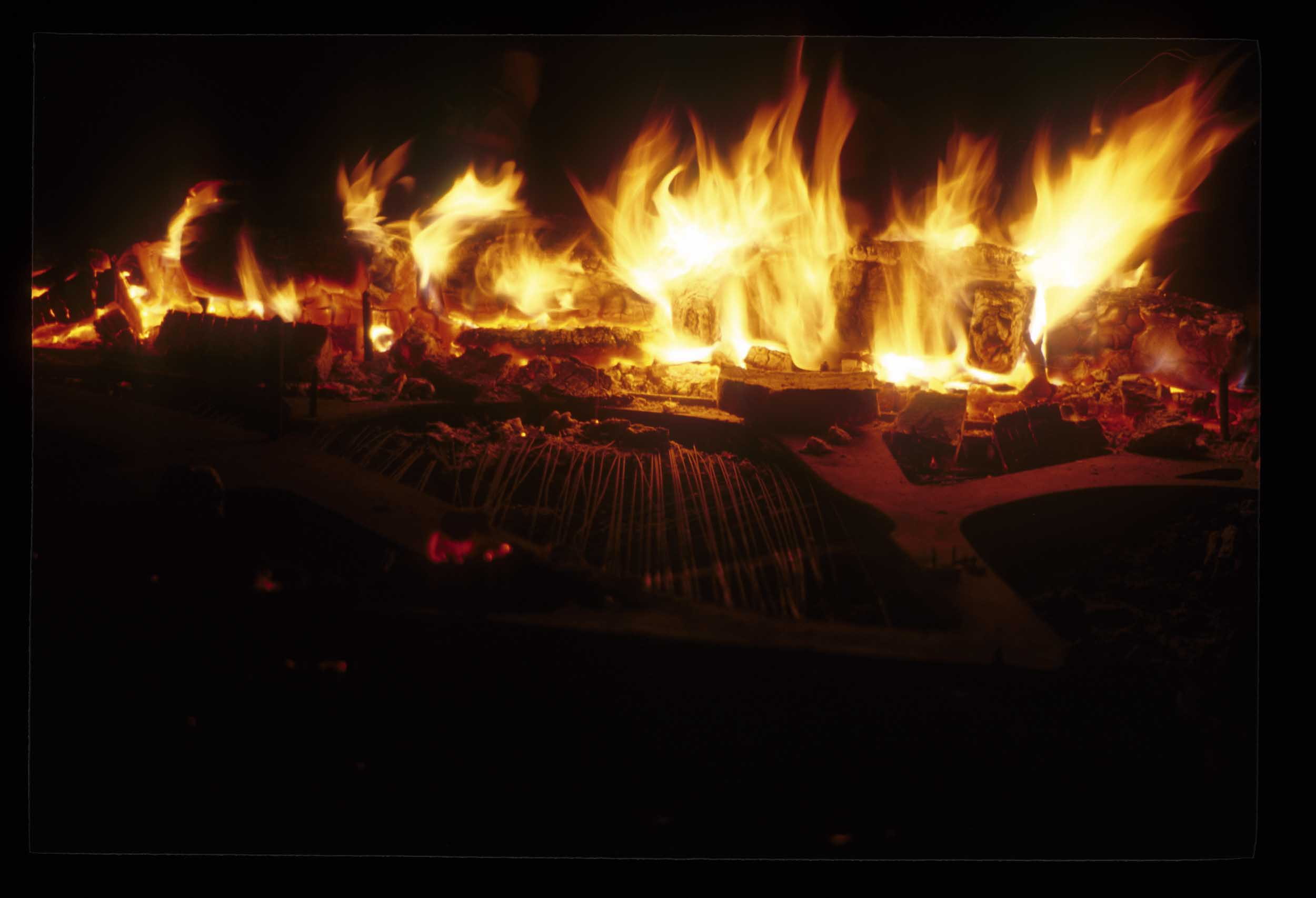 Piano Burning,<br>Carleton College