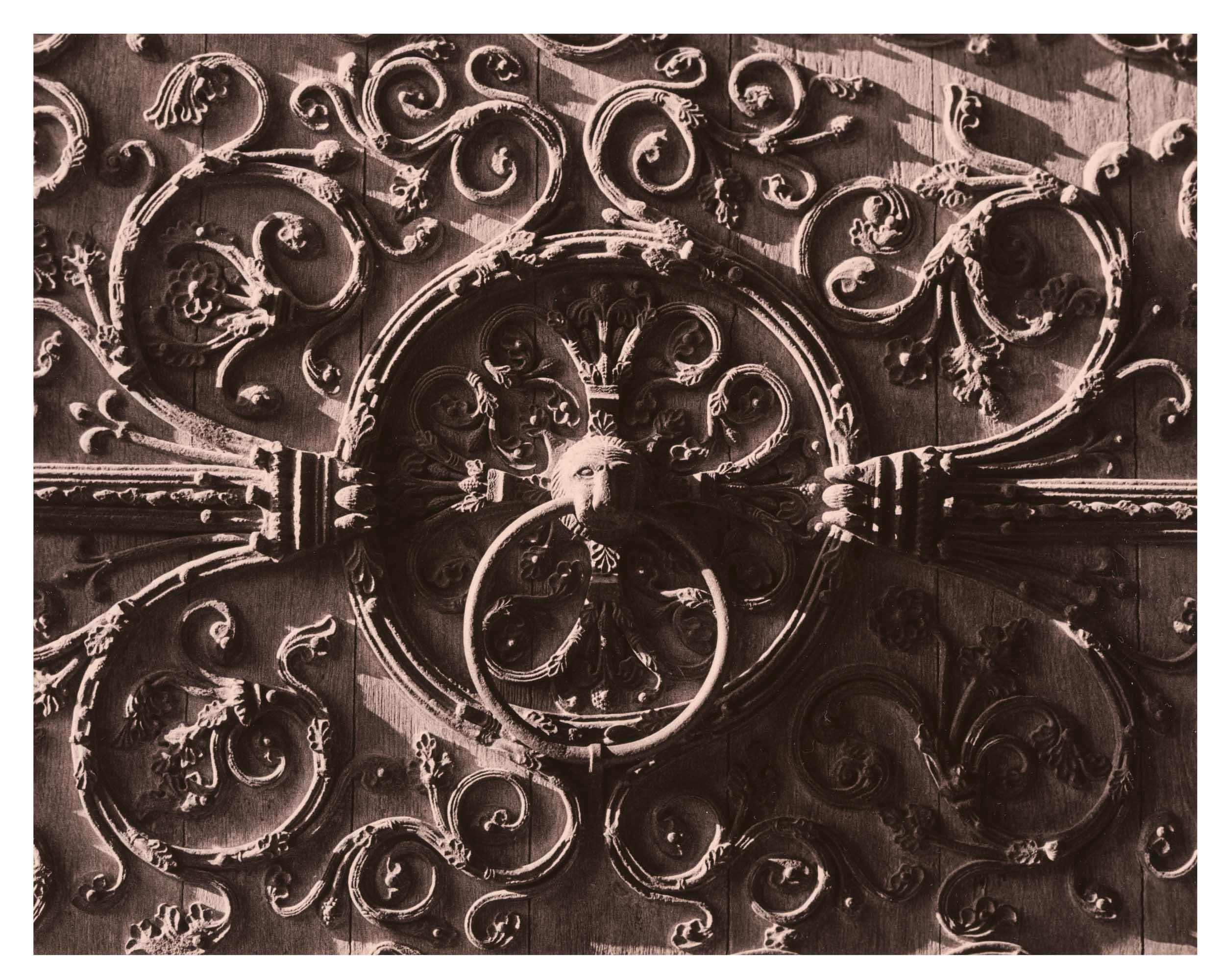 Le Portail de la Vierge,<br>Notre-Dame de Paris