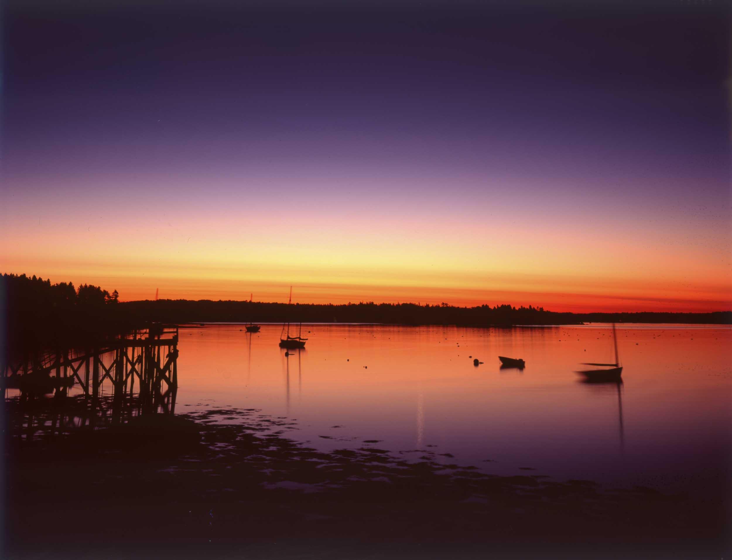 Dawn,<br>Friendship, Maine