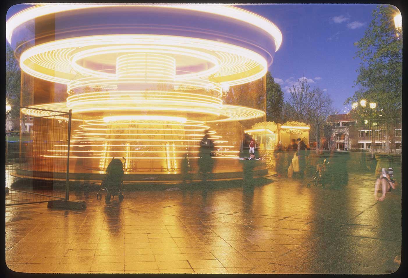 Merry-Go-Round the World,<br>Carleton College & Paris