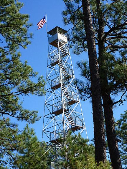 Lake Martin Smith Tower