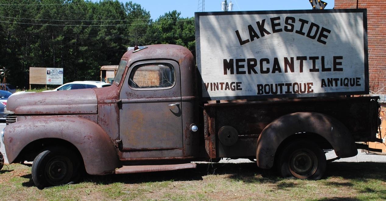 Lake Martin Lakeside