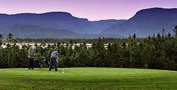 Gros Morne Golf Course and Gas Bar