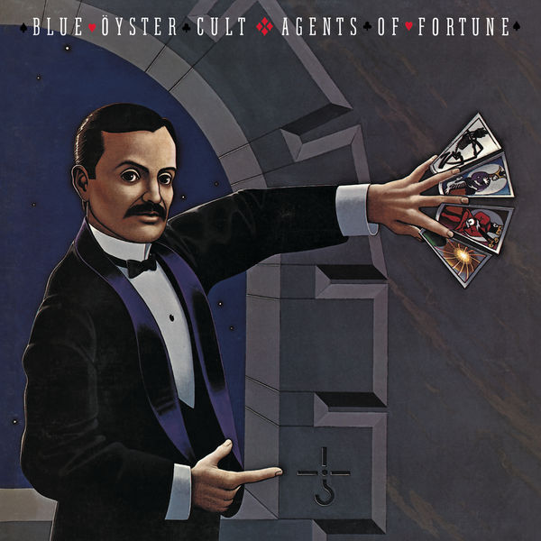Artist: Blue Oyster Cult  Album: Agents of Fortune  Credits: 5.1 Mixing Engineer (SACD release)