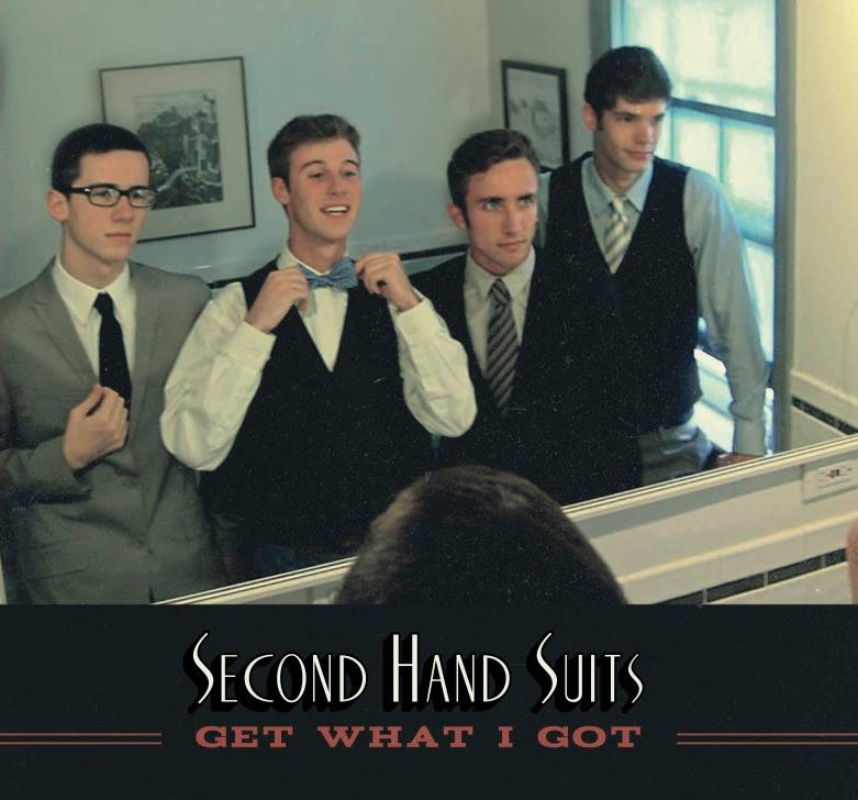Artist: Second Hand Suits  Album: Get What I Got  Credits: Engineering, Mixing, Production