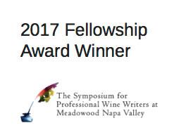 2107 Fellowship Award Winner