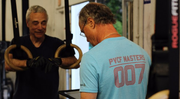 Designed for You! (or someone you love!) Our 2017 Masters Fitness Program Pioneer Valley CrossFit offers a life-changing fitness experience specifically tailored to your goals.   If you are a beginner or dedicated athlete, from 40-100 years old, or would like to refer someone, we can help!  Make 2017 your best year yet!